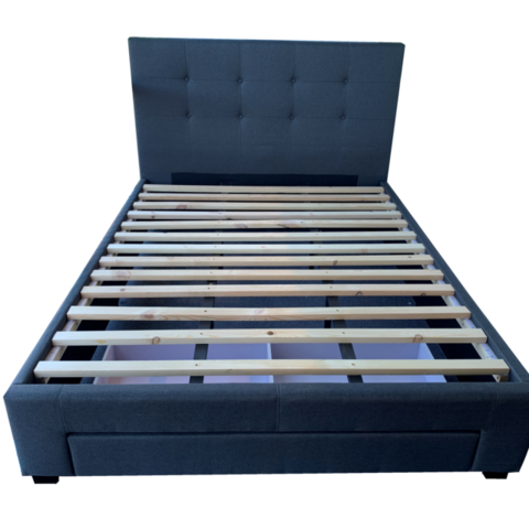 Piper Bed Frame (with front drawer)