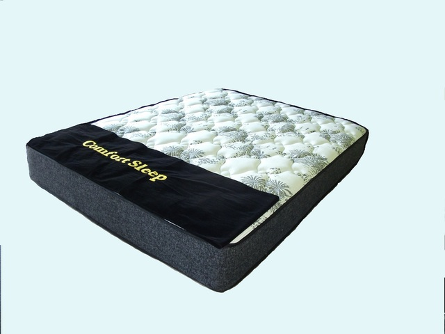 POCKET SLEEP PILLOW TOP Single mattress