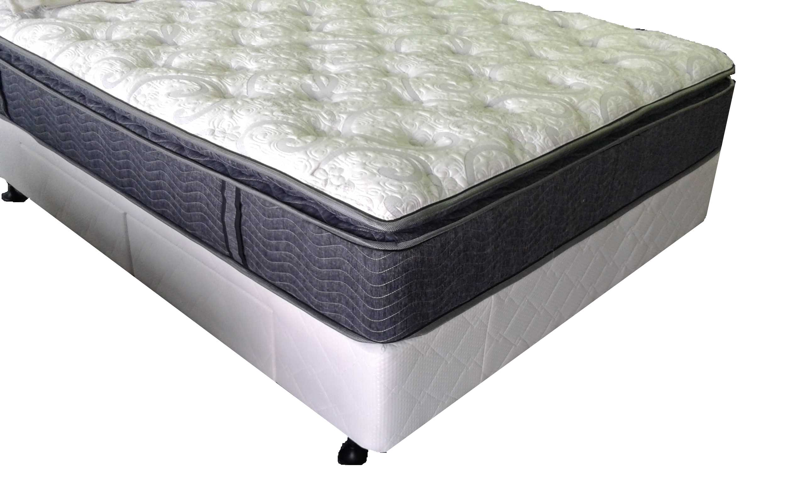 LINCOLN MEDIUM King Single Mattress + Base