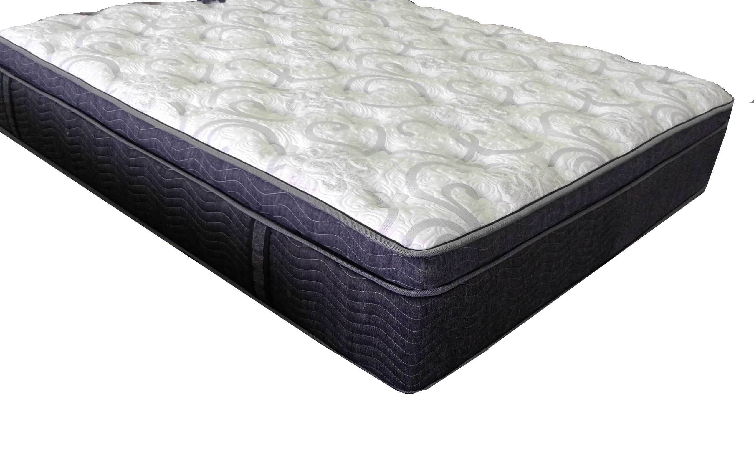 LINCOLN PLUSH Double Mattress