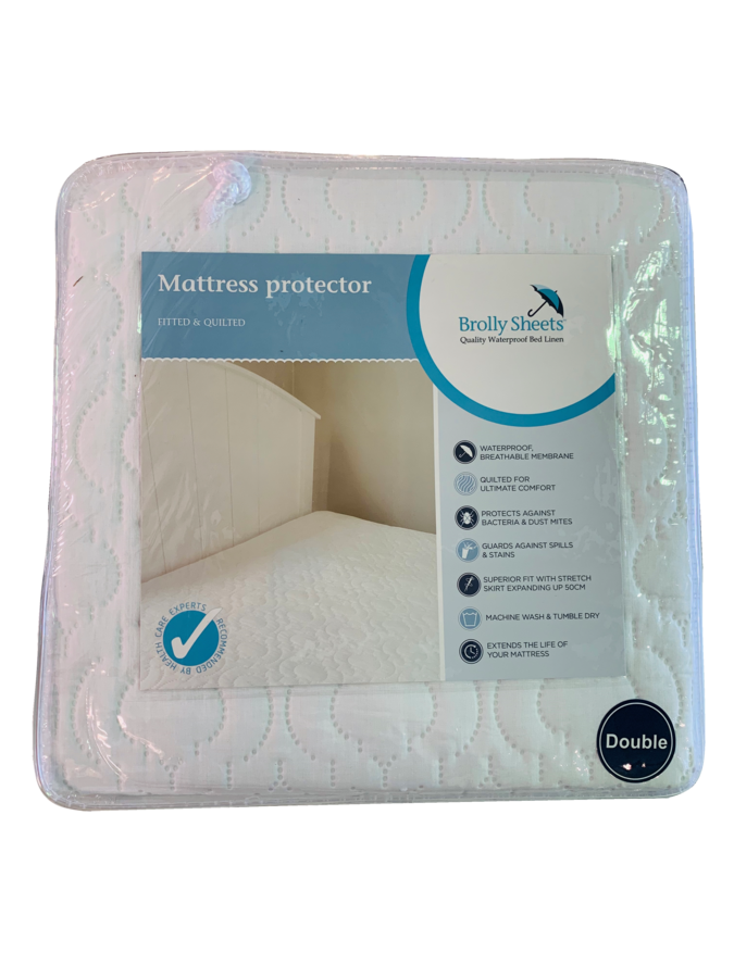 Mattress Protector - Double